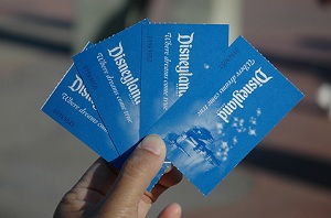 NTLP Disneyland Tickets