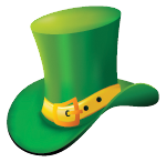 St Patrick's Day Hat