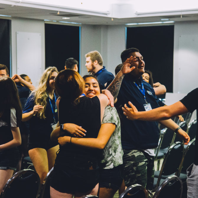 So-Cal Hug 2018