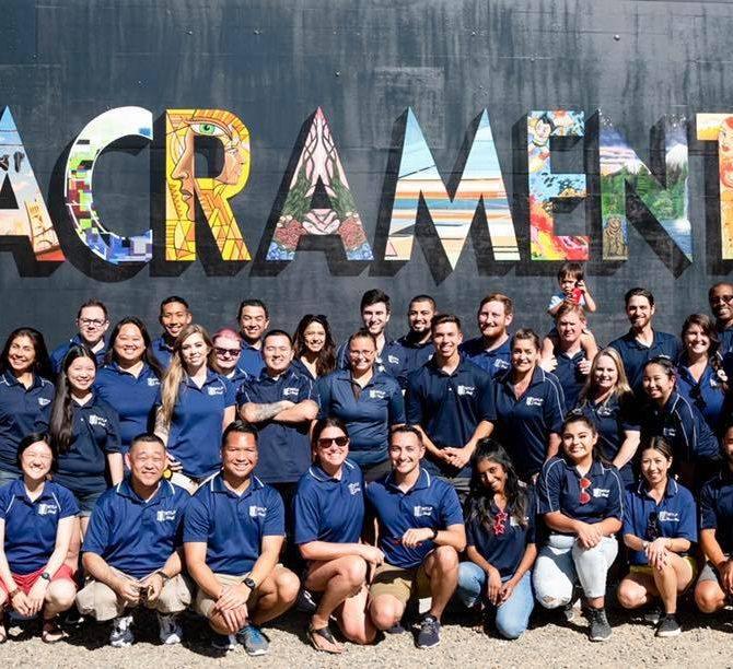 2019 Staff Sacramento