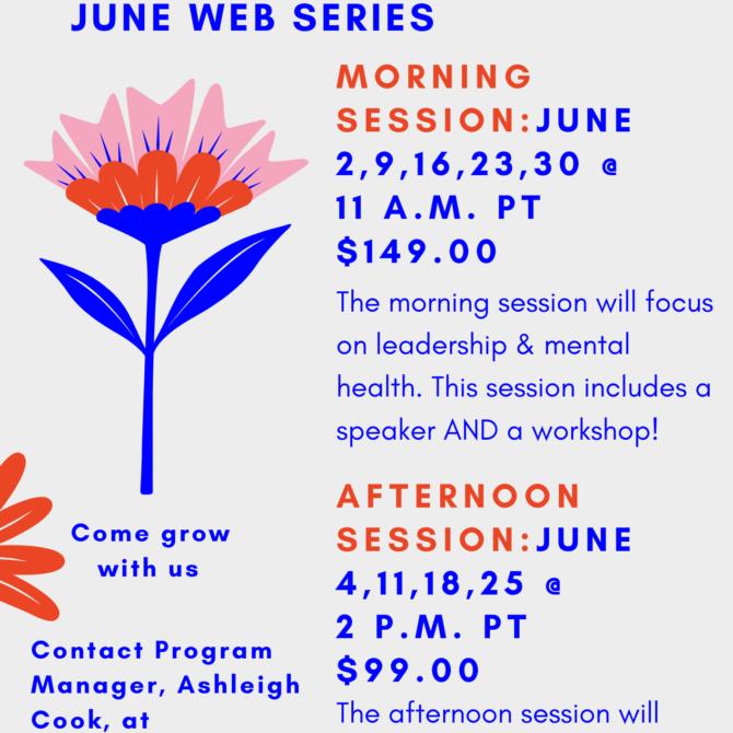 June 2020 Web Series