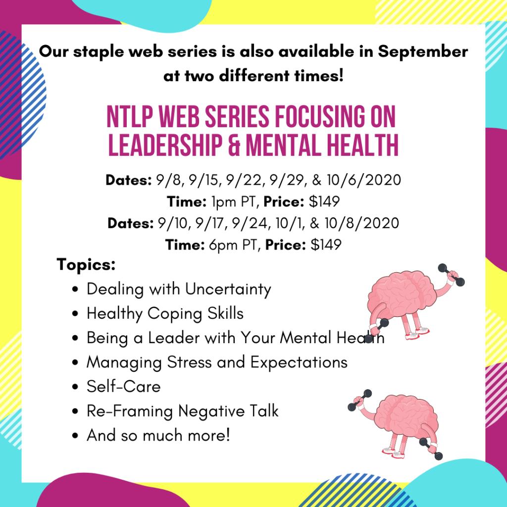 September Web Series Mental Health